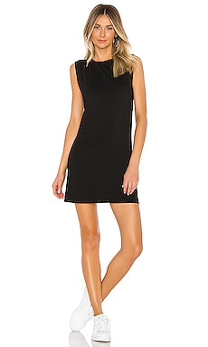Gilly Sleeveless Dress in Black
