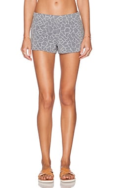 Michael Lauren Jude Short in Heather Grey