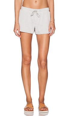 Michael Lauren Rocky Short in Ice Grey
