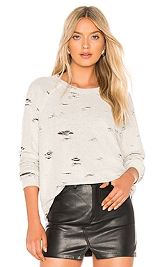 Calvin Distressed Pullover Michael Lauren $110