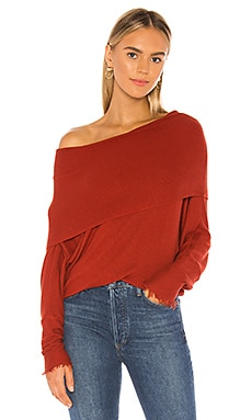Jarrett Off the Shoulder Sweater Michael Lauren $121