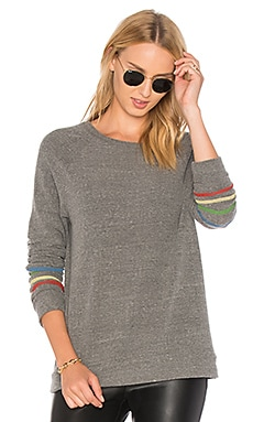 Percy Classic Pullover with Stripes