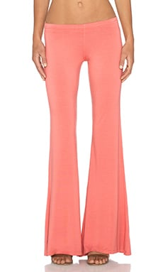 Michael Lauren Mars Bell Pant in Tea Rose