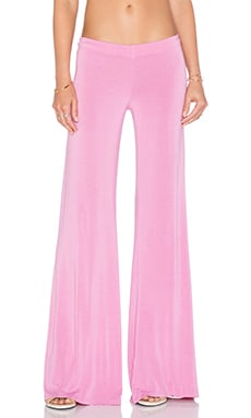 Michael Lauren Derby Wide Leg Pant in Double Bubble