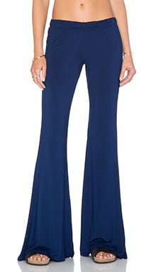 Michael Lauren Mars Bell Pant in Blue Magic