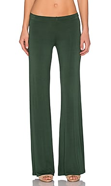 Michael Lauren Derby Pant in Dark Moss