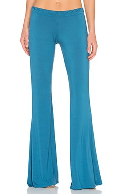 Michael Lauren Mars Bell Pant in Spruce Blue