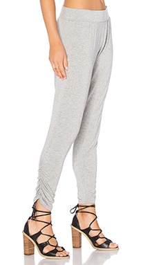 Michael Lauren Pablo Pant in Heather Grey