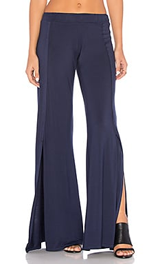 Michael Lauren Ringo Pant in Eclipse