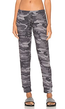 Bear Sweatpant in Asphalt Camo