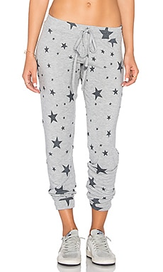 Bear Classic Sweatpant in Heather Grey Star