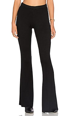 Van Bell Pant in Black