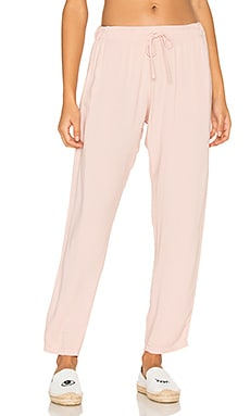 Astro Relaxed Trouser Pant in Pink Ash