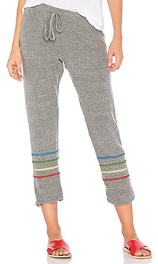Shepherd Lounge Pant with Stripes