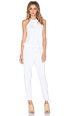 Michael Lauren x REVOLVE Finley Jumpsuit in White
