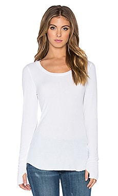 Heller Top in White