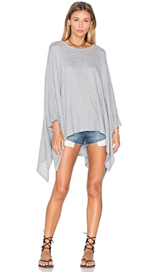 Michael Lauren Orrick Top in Heather Grey