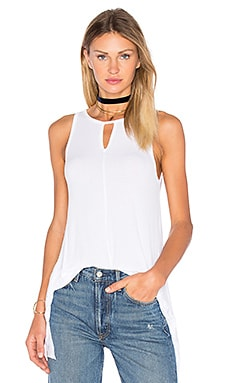 Michael Lauren Gustavo Tank in White