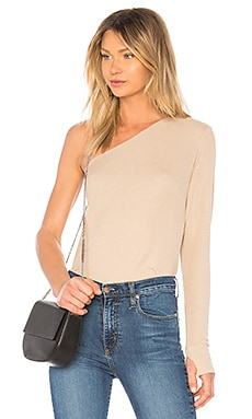 Mac One Shoulder Top