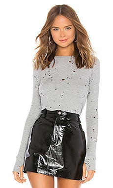Mathis Long Sleeve Tee Michael Lauren $73