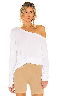 Kristopher Open Shoulder Top Michael Lauren $88