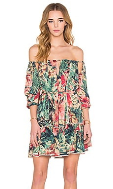 MLM Label Freda Dress in Tropic Animal
