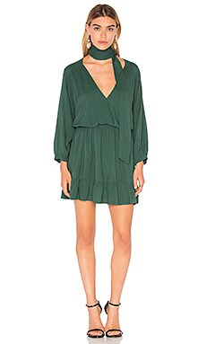 Niro Ruffle Dress