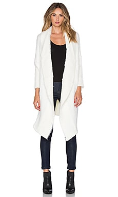 MLM Label Wrap Cardi in Cloud