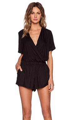 MLM Label Ziggy Romper in Black