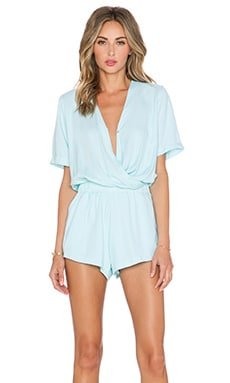 MLM Label Ziggy Romper in Mint