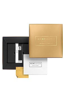 24K Pure Gold Treatment Mask 4 Pack Mimi Luzon $349 BEST SELLER