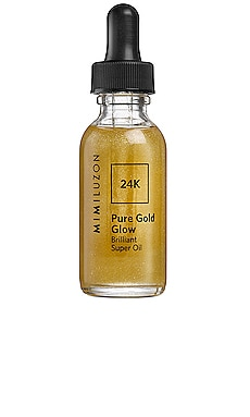 24K Pure Gold Glow Brilliant Super Oil Mimi Luzon $239