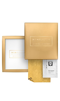 24K Pure Gold Treatment Mask Mimi Luzon $99