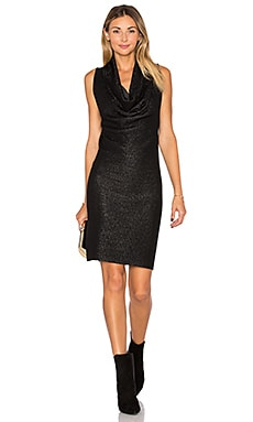 Brigitte Dress in Black