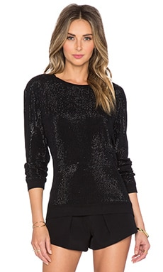 MLV Costello Top in Black