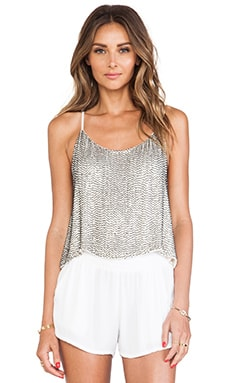 Lexi Sequin Top