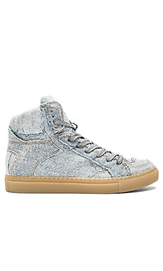Hi Top Sneaker in Super Vintage