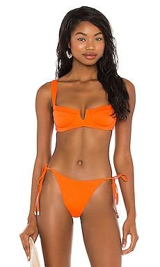 HAUT DE MAILLOT DE BAIN CLOVELLY Monday Swimwear $94