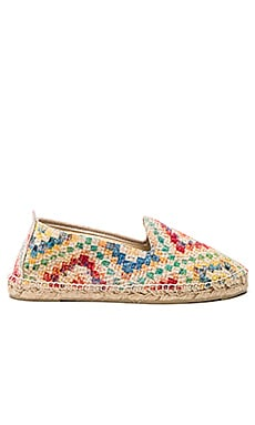 Yucatan Espadrille in Multi