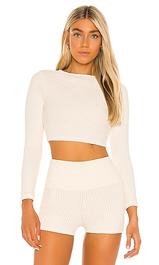 TOP CROPPED SOLIDAD Montce Swim $111