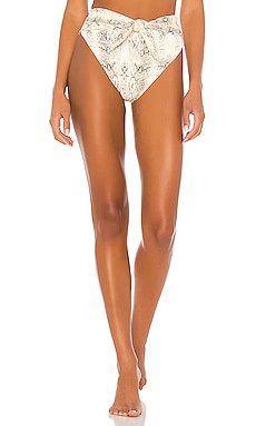 Paula Tie Up Bikini Bottom Montce Swim $118