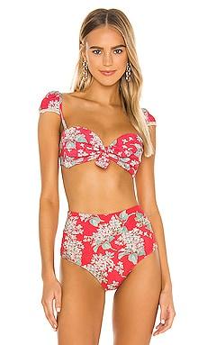 Cabana Trim Bikini Top Montce Swim $152