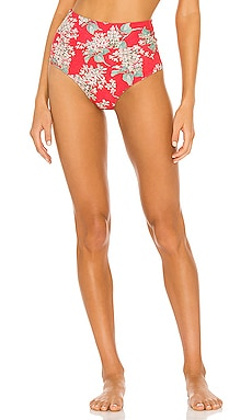 High Rise Bikini Bottom Montce Swim $82