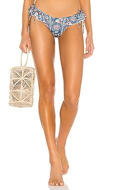 Ruffle Bow Uno Bikini Bottom Montce Swim $98