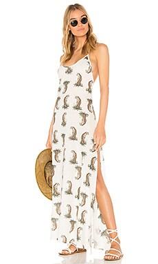 Купить Макси платье - Montce Swim, США, Белый