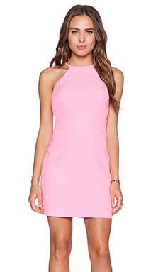 Minty Meets Munt Get Lucky Dress in Bubblegum
