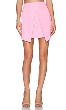 Minty Meets Munt Lose Yourself Skirt in Bubblegum