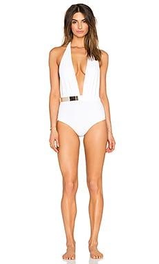 MOEVA Bridget Swimsuit in White