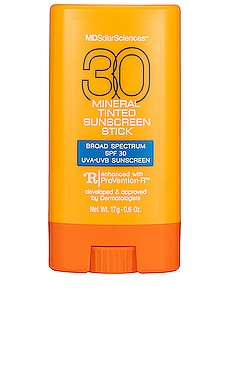 Mineral Tinted Sunscreen Stick SPF 30 MDSolarSciences $19