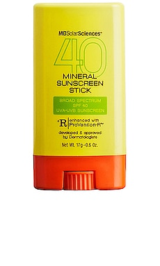 Mineral Sunscreen Stick MDSolarSciences $18